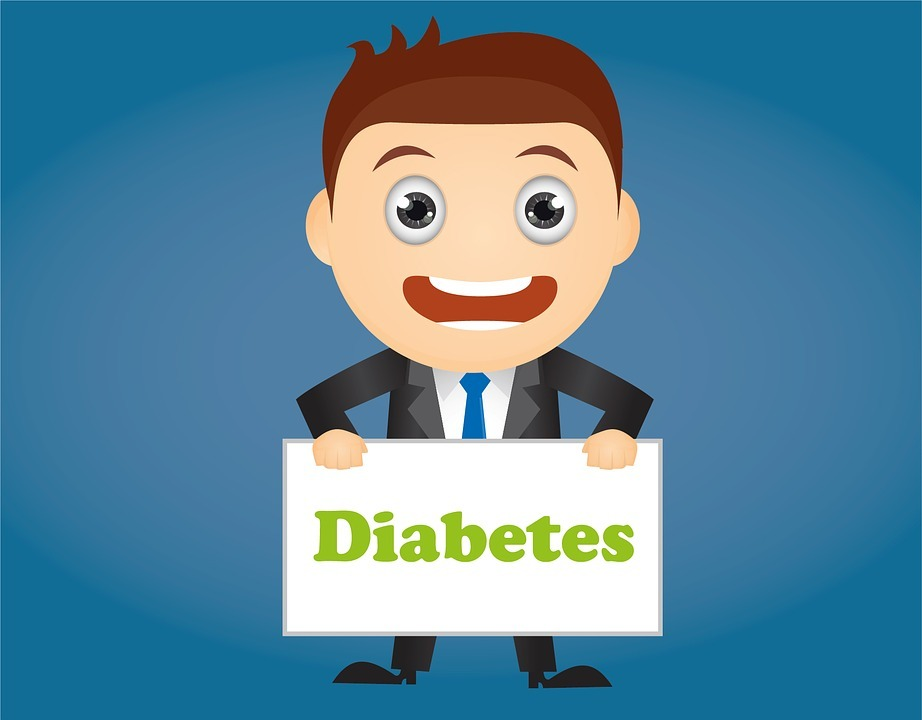 Diabetes is a common outcome of long-term chronic inflammation.